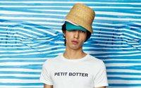 Botter apporte une touche exotique à Petit Bateau