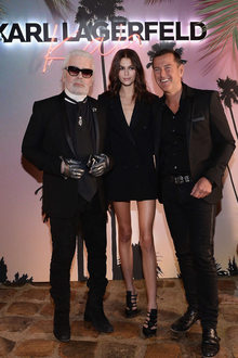 Karl X Kaia - Paris Event