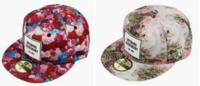 Opening Ceremony firma parceria para lançar bonés e chapéus com estampados florais