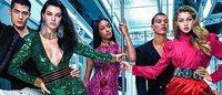 Kendall Jenner tanzt für H&M und Balmain