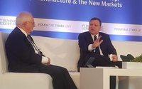 José Manuel Barroso enaltece a França durante o FT Luxury Summit