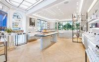 Christian Dior offre une vitrine à ses parfums sur les Champs-Elysées