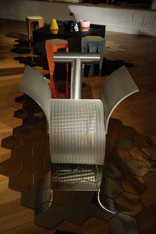 Cadeira Tangente Rodrigo Almeida