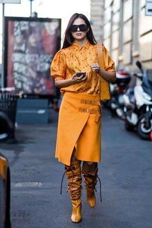 Street Fashion Milan N333