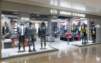 Armani Exchange se déploie en France