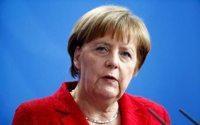 Taxation des Gafa : un projet présenté en décembre, selon Angela Merkel