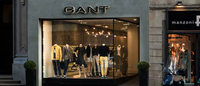 Gant opens flagship store in Milan