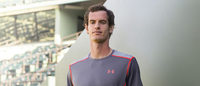 Under Armour signs Andy Murray