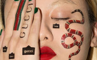Gucci calls on digital artists for #TFWGucci collaborative project