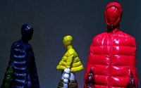 Moncler aspires to give its puffer jackets a monthly makeover