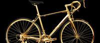 贵过法拉利的黄金自行车