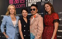 Vip.com hosts Chinese fashion showcase during LFW