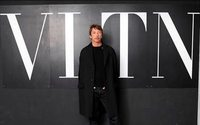 Valentino celebrates pop-up opening in Tokyo with Piccioli