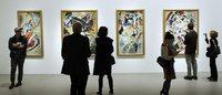 路易威登基金会巴黎展 时尚与激情齐飞