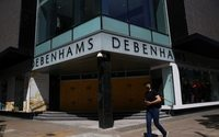 Debenhams boss denies firm is on brink, says trading better than expected