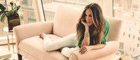 Sarah Jessica Parker estrela pela 4ª vez coleção Maria.Valentina