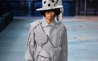 "Louis Vuitton: Michael Jackson in ""50 Shades of Gray"""