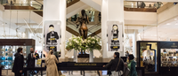 Selfridges launches shoppable app
