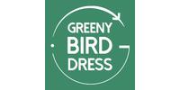 GREENY BIRD DRESS