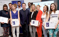 By Romance remporte le prix Talents de mode 2018