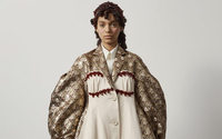 Simone Rocha: Hand-embroidered castles in Hauser & Wirth