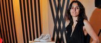 La Française Alexia Aubert (Solovière) à l'honneur au Pitti Uomo