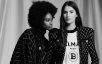 Balmain introduces new logo and monogram