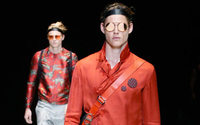 Emporio Armani in dialogue with Japan
