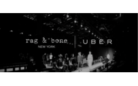 Rag & Bone gives away tickets to its runway show through Uber