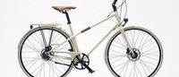Hermès y su la bici de 10,400 dólares