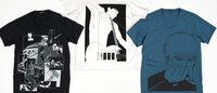 漫画家 上條淳士の代表作がラッドミュージシャンのTシャツに