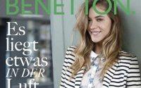 Benetton kommt mit Magazin
