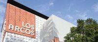 El Centro Comercial Los Arcos creció un 6% en 2015 y acogió la apertura de 8 tiendas