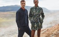 Mango reveals second sustainable collection, modeled by Liya Kebede and Clément Chabernaud