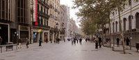 El Portal del Ángel y Preciados, las calles comerciales más caras de España