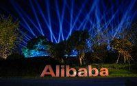 Alibaba shares trading 7.7% higher in Hong Kong debut
