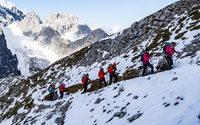 Schöffel führt Händlerschulung in fast 2.000 Metern Höhe durch