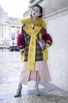 Street Fashion Paris N316