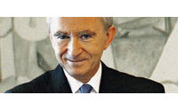LVMH head Arnault to be knighted in London