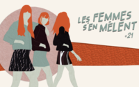 Dim et Comptoir des Cotonniers soutiennent Les Femmes s'en mêlent