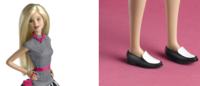 Des marques espagnoles pour chausser les pieds de Barbie
