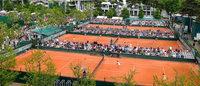 Roland-Garros sofistica-se para seduzir o mercado externo
