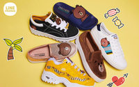 Skechers partners with Line Friends for capsule collaboration