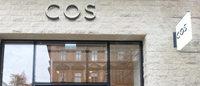 COS откроет первый магазин в России