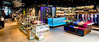 "Ted Baker teste le magasin ""physique virtuel"""