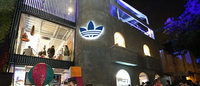 Adidas abre su primera flagship store en México y América Latina