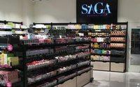 Saga Cosmetics s'offre une quarantième boutique rue de Rivoli à Paris