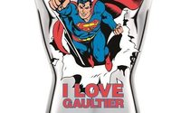 Gaultier sceglie Superman e Wonder Woman per il lancio dei suoi nuovi profumi
