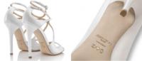 Grife de sapatos Jimmy Choo oferece serviço de customização para noivas