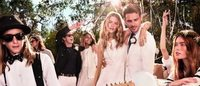 Tommy Hilfiger campaign: Behati Prinsloo plays the bride